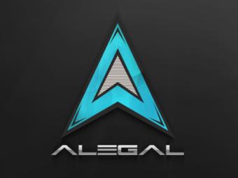 Alegal Soundclick & Logo