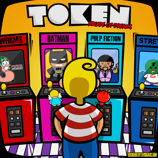 Token | Arcade Of Dreams