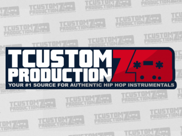 Logo development for T Customz Productionz