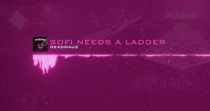Custom Audio Visualizer (Deadmau5)