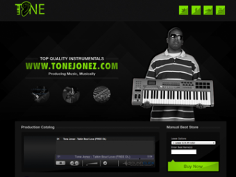 Tone Jonez Soundclick