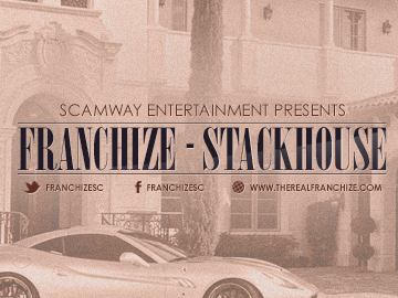Franchize Stackhouse Flyer Design Thumbnail
