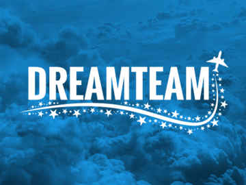 Dream Team logo development
