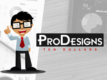 Pro Designs logo development