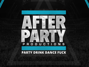 After Party Productions soundclick design