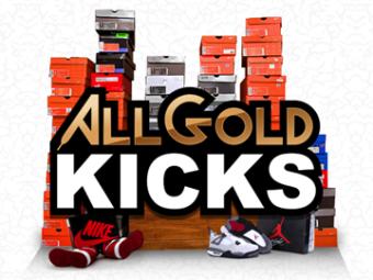 AllGoldKicks.Com