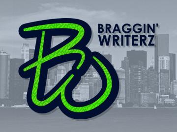 Braggin Writterz Logo