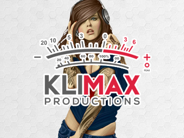 Klimax Productions website development