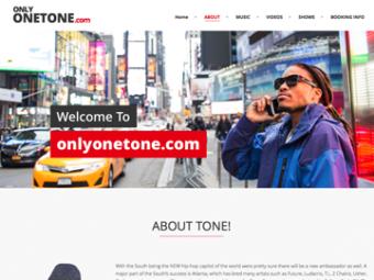 OnlyOneTone.com