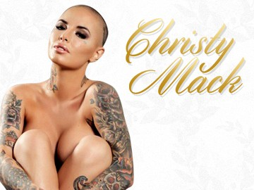 Christy mack thumb