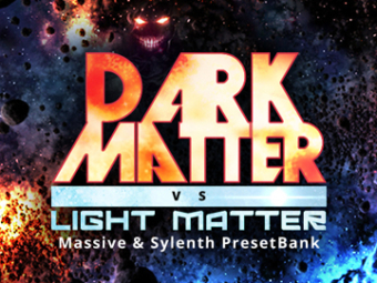 Dark Matter VS Light Matter