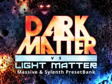Dark Matter VS Light Matter thumb