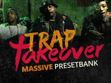 Trap TakeOver Massive PresetBank thumb