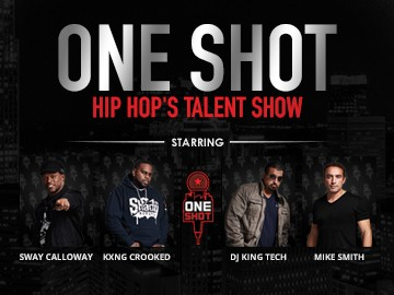 one shot flyer thumb