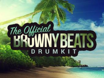 Browny Beats Drumkit