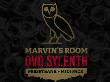 Marvins Room OVO Sylenth  PresetBank thumb