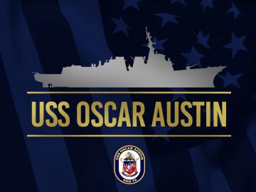 USS Oscar Austin Thumb