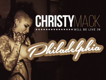 christy mack philadelphia