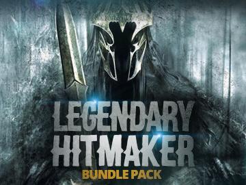 Legendary Hit Maker Pack