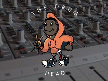 the drum head thumb