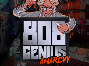 808 Genius Anarchy