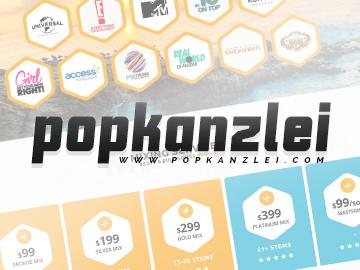 Popkanzlei Website