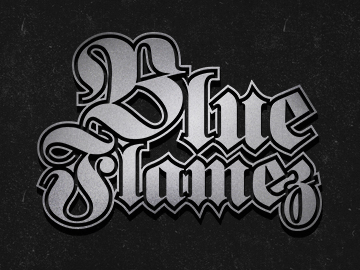 Blue Flamez
