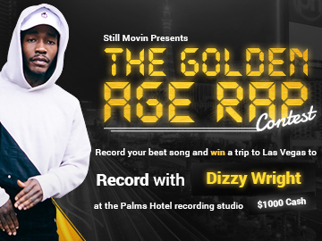 Dizzy Wright Rap Contest
