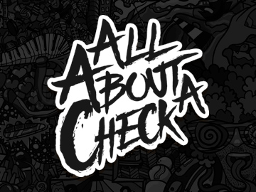 All About A Check