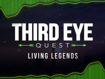 Third Eye Quest Audio Visualizer