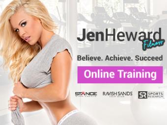 Jen Heward- Hunny Buns Fit