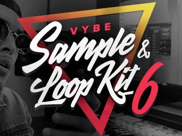 Vybe Sample & Loop Kit