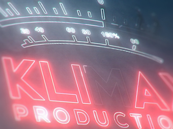 Klimax Productions Visualizer