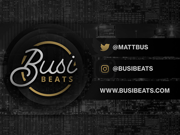 Busi Beats YouTube Banner