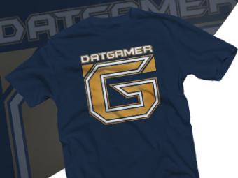 Dat Gamer Shirt Design