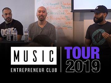 Music Tour 2019