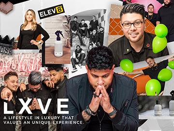 Lxve Studios Instagram