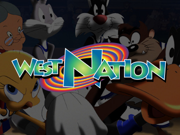 West Nation Space Jam