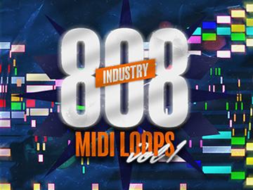 808 Midi Loops