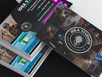 Idea Studios Business Cards