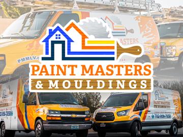 Paint Masters & Moulding