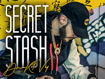 Secret Stash Drumkit