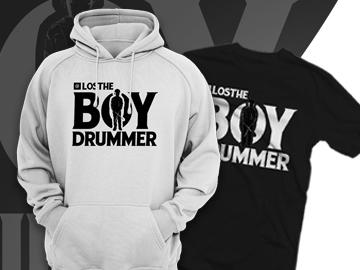 The Los Boy Drummer